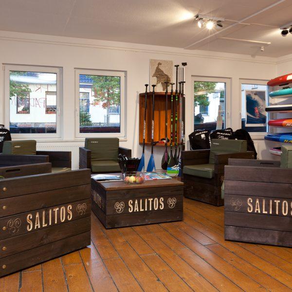 Willkommen im Stand Up Paddling Geschäft in Waren