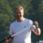 SUP-Trainer Steffen Kerfers
